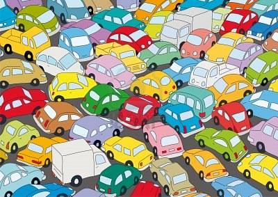 dessin_embouteillage
